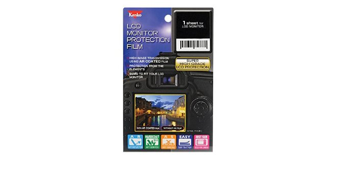 Kenko 1D Mark II LCD Protection Film For Canon EOS