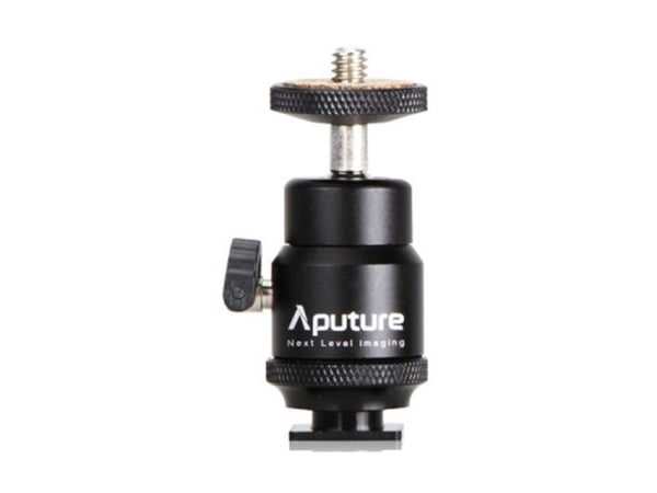Aputure Universal Cold Shoe Mount Ball Head