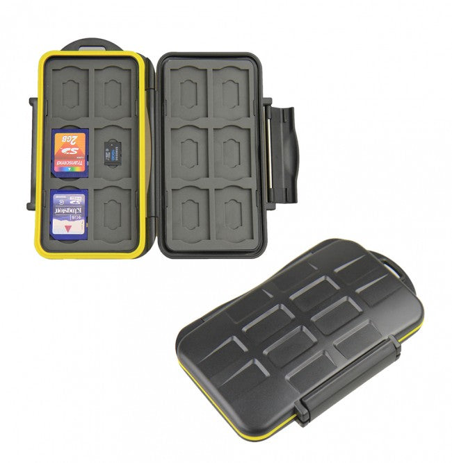 JJC Memory Card Case MC-SDMSD24