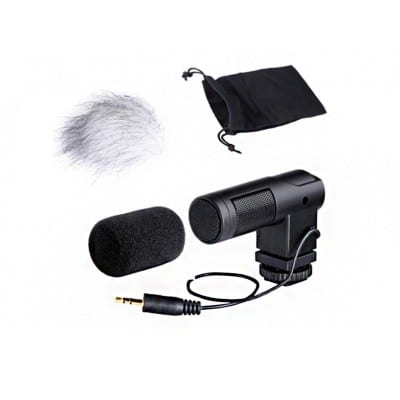 Savage DSLR Stereo Microphone