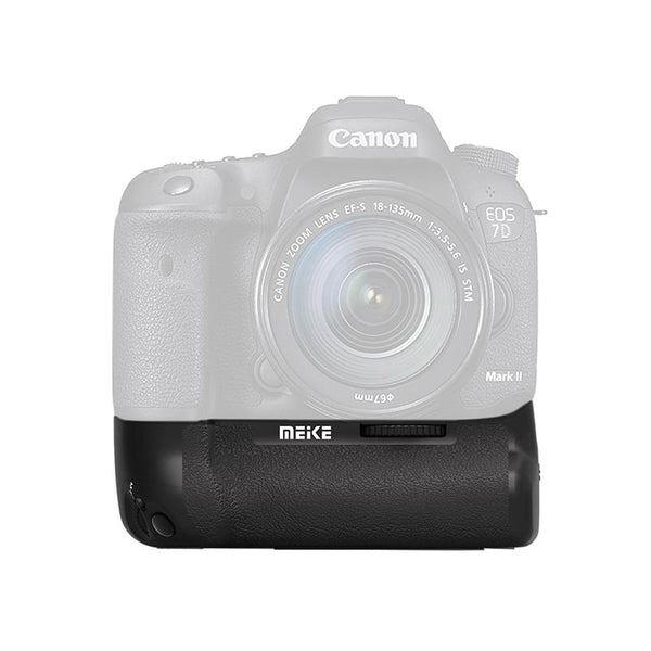 Meike MK-7DII Battery Grip for Canon EOS 7D Mark II