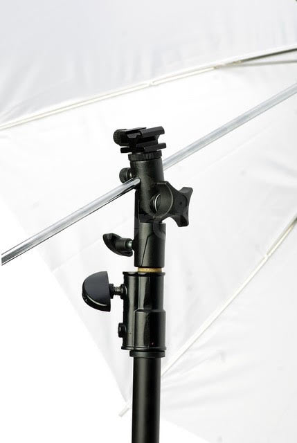 Hylow Heavy-Duty Swivel Umbrella and Flash Holder (M11-051)