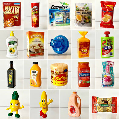 Little Shop NZ / Little Kitchen 2015 - 38 Minis to Collect!