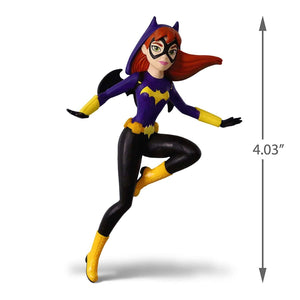 Hallmark Keepsake DC Super Hero Girls Batgirl Ornament Movies & TV, Superheroes