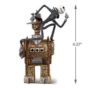 Hallmark Keepsake The Nightmare Before Christmas Jack vs. The One-Armed Bandit