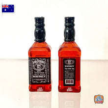 Load image into Gallery viewer, Mini JD & XO Whisky Bottles - 1:12 Miniature