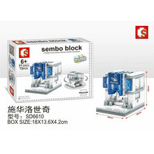Load image into Gallery viewer, SEMBO Block SD6610 | Crystal Store | Creative Building Blocks