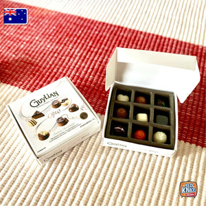 Mini Guylian Chocolates Set - dollhouse 1:12
