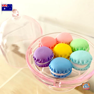 Mini Macaron Display Set - 1:8 Miniature