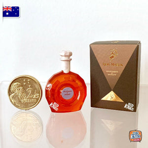 Mini RM Whisky Bottle & Box - 1:12 Miniature