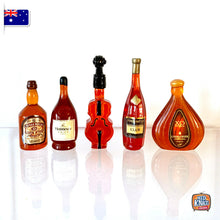 Load image into Gallery viewer, Mini Beverages Bottles Set - 1:12 Miniature