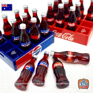 Mini Coke Crate set NEW Version- Miniature 1:12