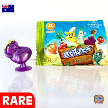 Load image into Gallery viewer, Stikeez RARE METALLIC EGGPLANT - RUSSIA STIKEEZ *NEW*