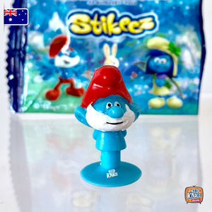 STIKEEZ SMURF The Lost Village *RARE*NEW*