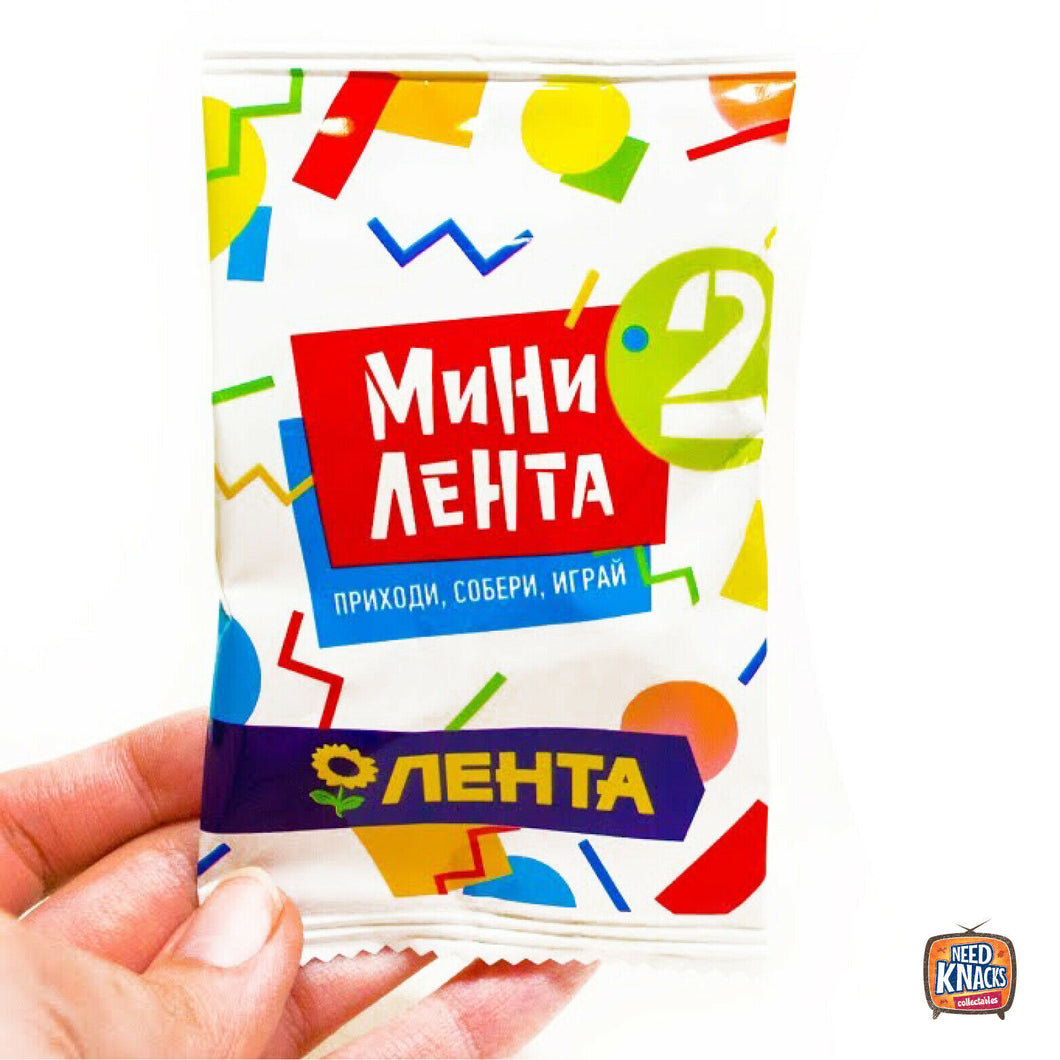 Little Shop Russia - One Unopened Packet (Random Selection)