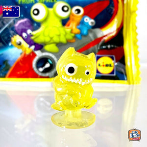 Stikeez From SPACE - 5 Variaties! add to Coles Fresh Stikeez Colleciton!