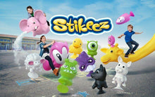 Load image into Gallery viewer, STIKEEZ Animals - 8 Variaties! add to your Coles Fresh Stikeez Colleciton!