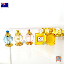 Load image into Gallery viewer, Mini Perfume Set - Miniature dollhouse 1:12