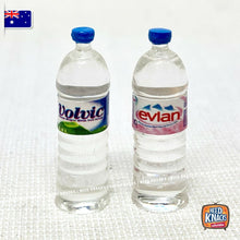 Load image into Gallery viewer, Mini Water Bottle Set of 2 - Miniature 1:12