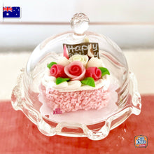 Load image into Gallery viewer, Mini Cake & Glass Stand M1 - 1:8 Miniature