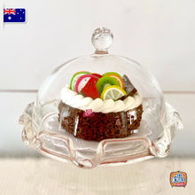 Load image into Gallery viewer, Mini Cake & Glass Stand M2 - 1:8 Miniature
