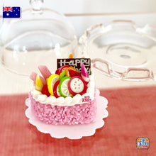Load image into Gallery viewer, Mini Cake & Glass Stand M3 - 1:8 Miniature
