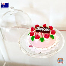 Load image into Gallery viewer, Mini Cake & Glass Stand L3 - 1:8 Miniature