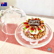 Load image into Gallery viewer, Mini Cake & Glass Stand L2 - 1:8 Miniature