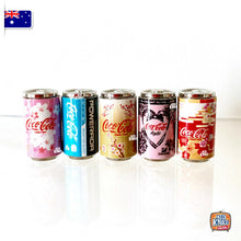 Load image into Gallery viewer, Mini Coke Can Set - Japanese Series - 1:12 Miniature