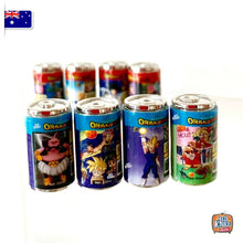 Load image into Gallery viewer, Mini Soda Set - Dragon Ball Series- 1:12 Miniature