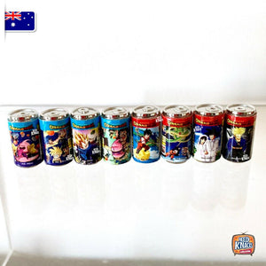 Mini Soda Set - Dragon Ball Series- 1:12 Miniature