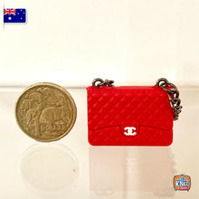 Load image into Gallery viewer, Mini Collectables - Handbag Set - C Red 1:12 Miniature