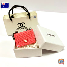Load image into Gallery viewer, Mini Collectables - Handbag Set - C Pink 1:12 Miniature