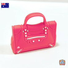 Load image into Gallery viewer, Mini Handbag - B Pink - 1:12 Miniature