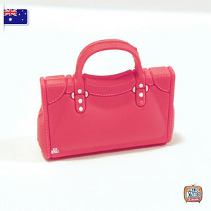 Mini Handbag - B Pink - 1:12 Miniature