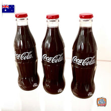 Load image into Gallery viewer, Mini Coke Bottle Set of 3 | Coca-Cola Miniature