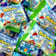 Load image into Gallery viewer, Stikeez Smurf The Lost Village Lot of 17 | add to your Coles Fresh Stikeez set!