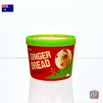 Little Christmas Ginger Bread Ice Cream - Coles Little Shop NEW & SEALED