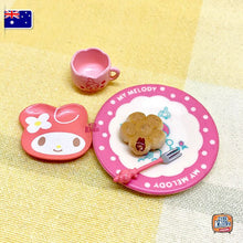 Load image into Gallery viewer, Mini My Melody Tea Set Re-Ment - 1:12 Miniature