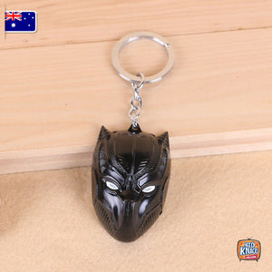 Marvel Black Panther Keyring Infinity War Keychain End Game