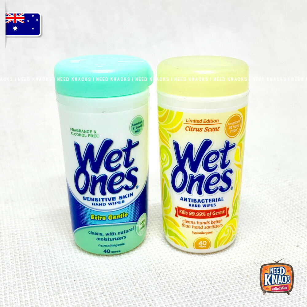 Zuru Mini Brands USA - Wet Ones Set of 2