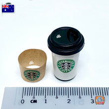 Load image into Gallery viewer, Mini Coffee Cup - 1:12 Miniature