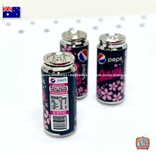 Load image into Gallery viewer, Mini Pepsi Cans Set of 3 - 1:12 Miniature