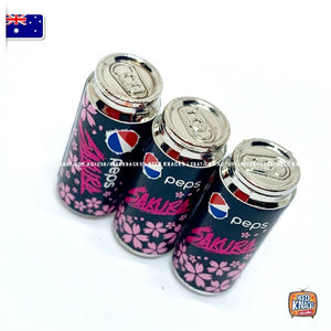 Mini Pepsi Cans Set of 3 - 1:12 Miniature