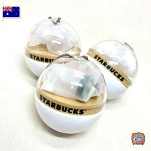Load image into Gallery viewer, Mini Starbucks Coffee Set of 3 - 1:12 Miniature
