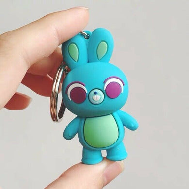 Toy Story 4 Bunny keychain key ring Pixar Disney New AU Stock