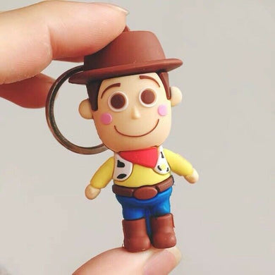 Toy Story 4 Woody keychain key ring Pixar Disney New AU Stock