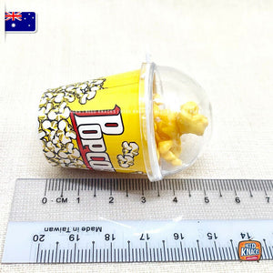 For Coles Little Shop 2 Fans - Mini Popcorn set