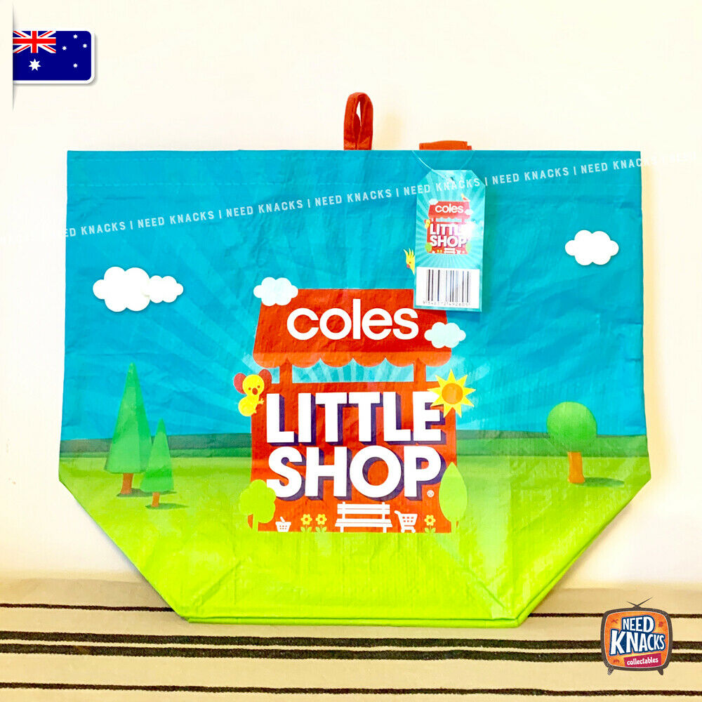 Coles Little Shop 2 - Reuse-able Bag