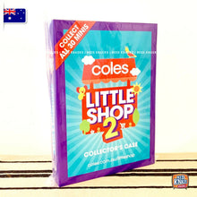 Load image into Gallery viewer, Coles Little Shop 2 Complete Set with case all NEW